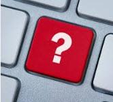 Keyboard Question Mark