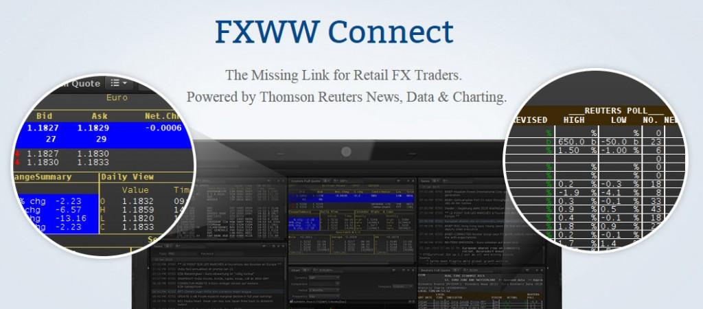 FXWW Connect Logo